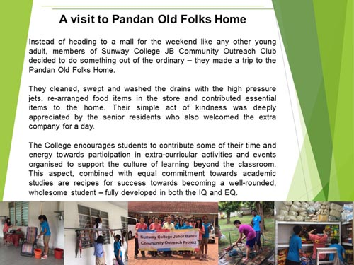 Community Outreach PandanHome (Mar2016) small
