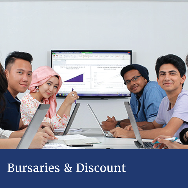 Bursaries & Discount